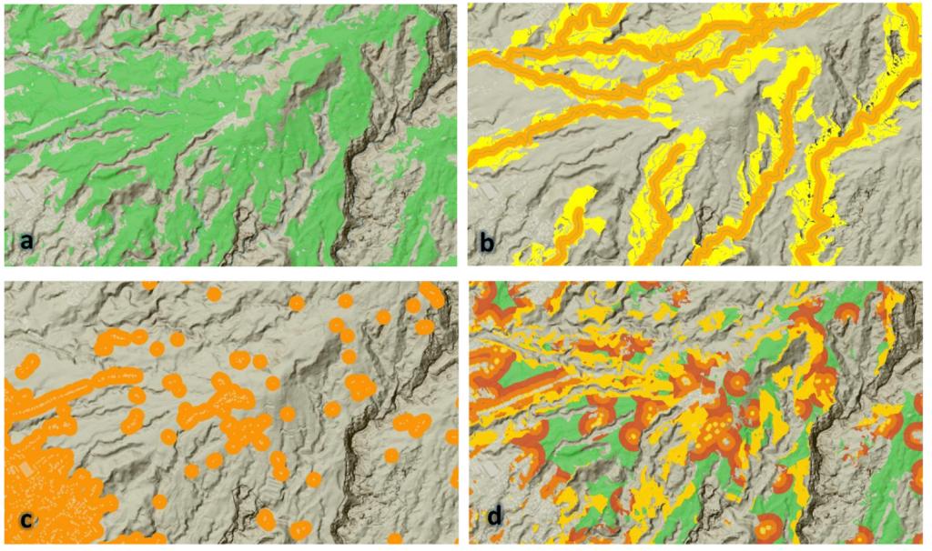 cartographie des contraintes réglementaires liées à la fertilisation organique des parcelles dans le cadre du projet GABiR